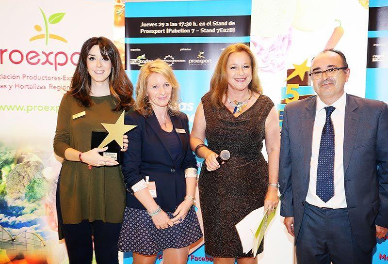 Entrega de los Premios Estrellas de Internet 2015